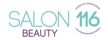 Salon 116 Logo